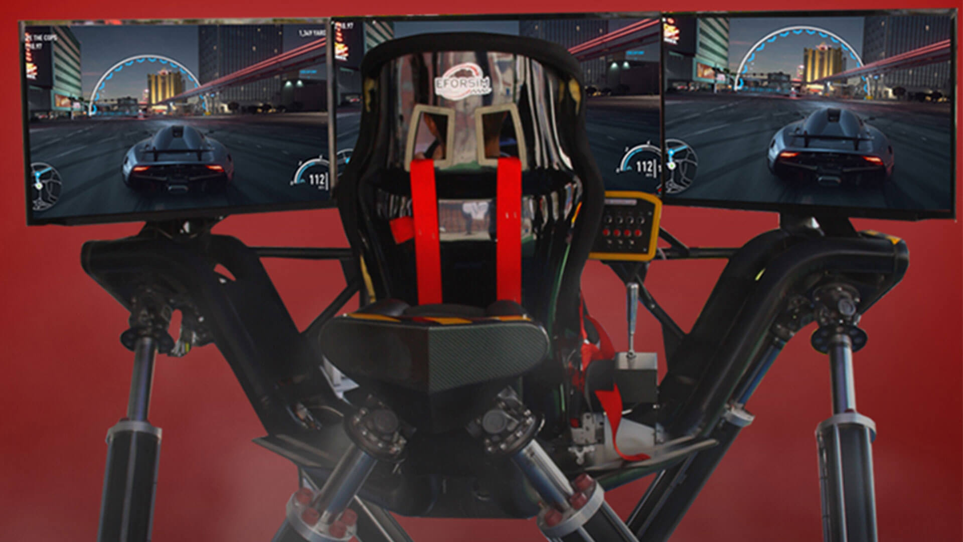 Racing Motion Simulators