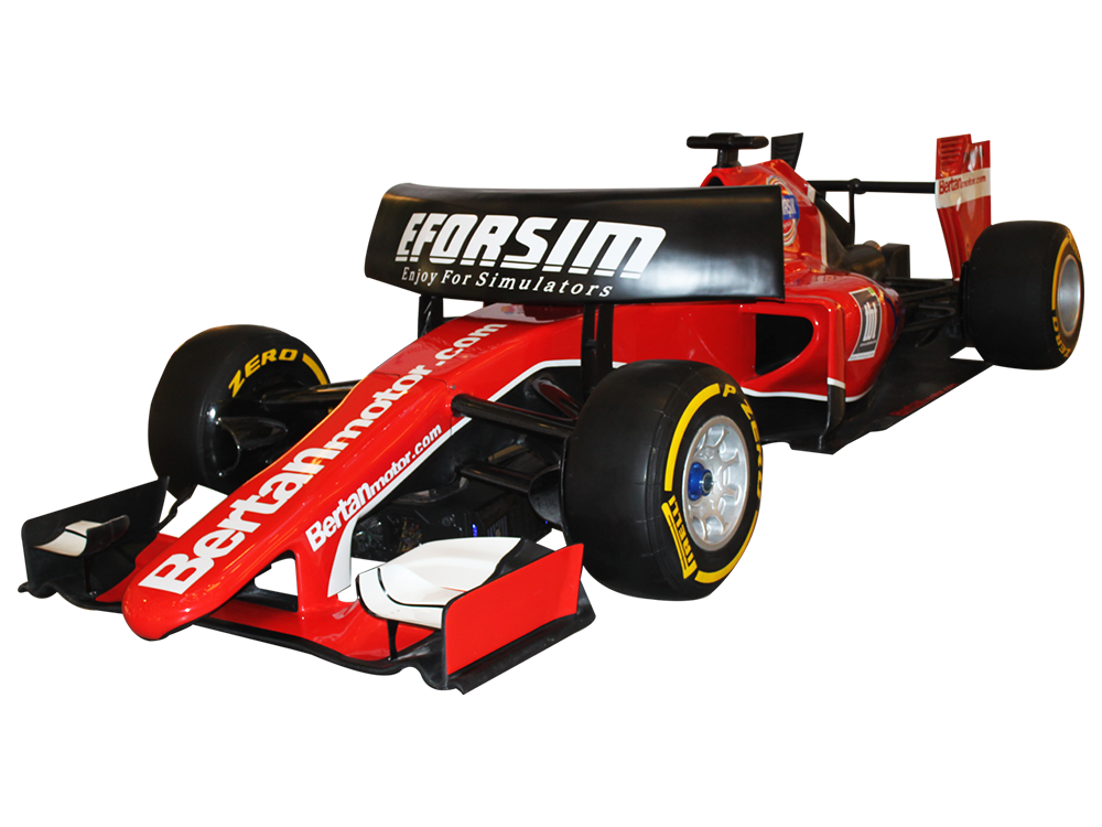 F1 Static Simulator