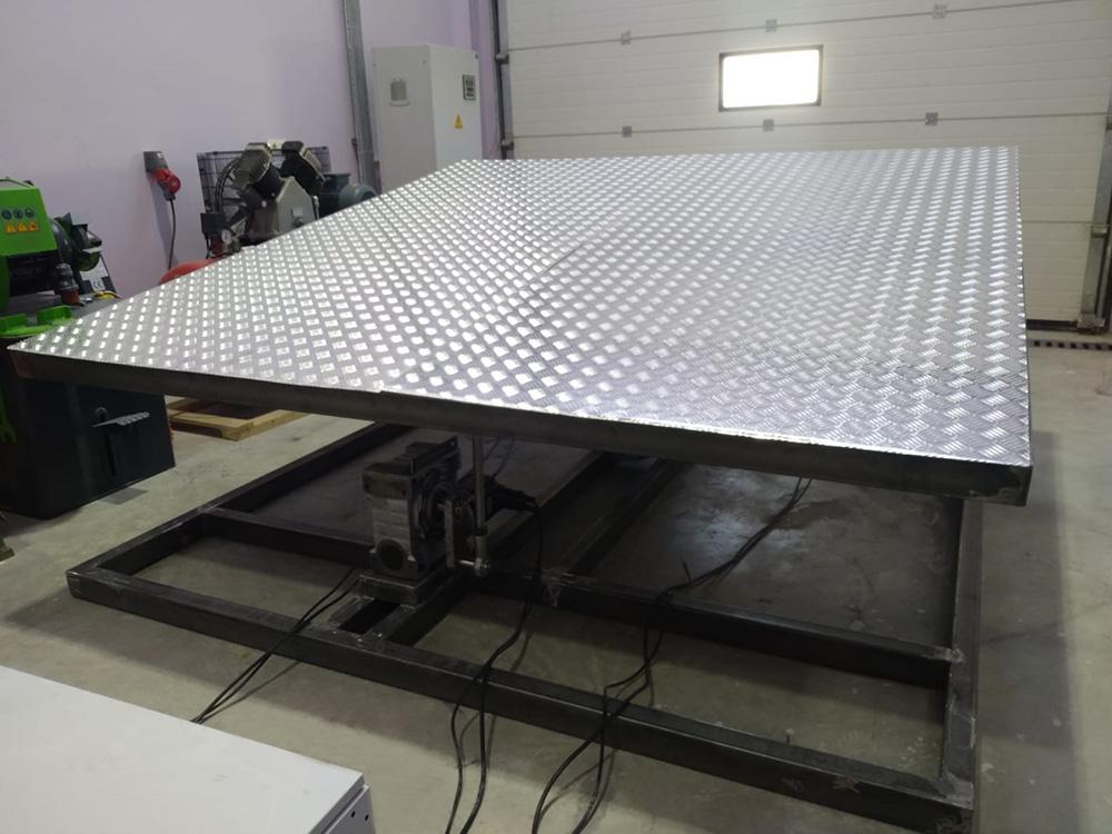 3 DOF Motion Platform