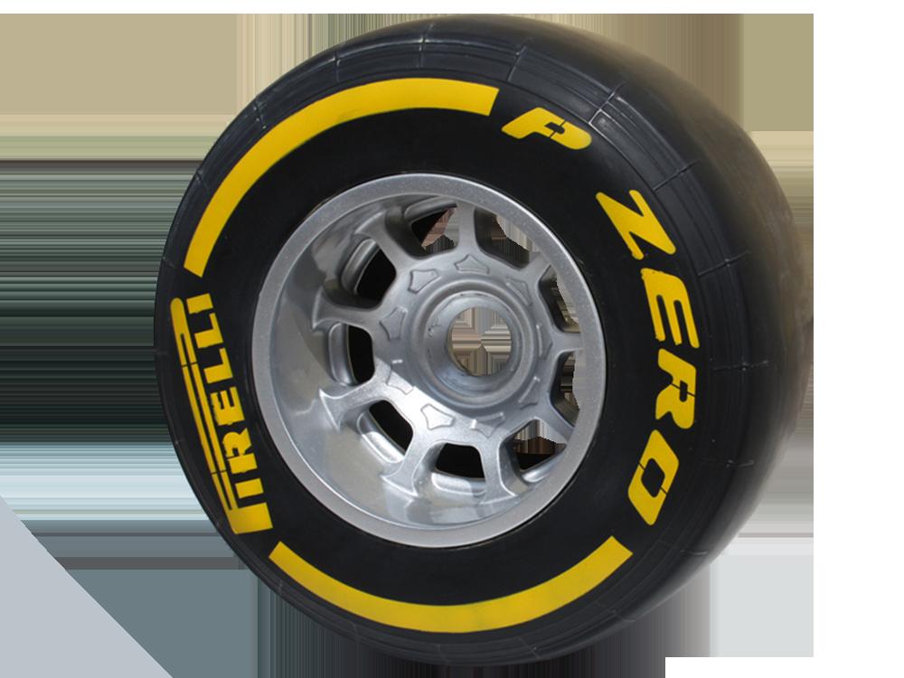 F1 Show Tire