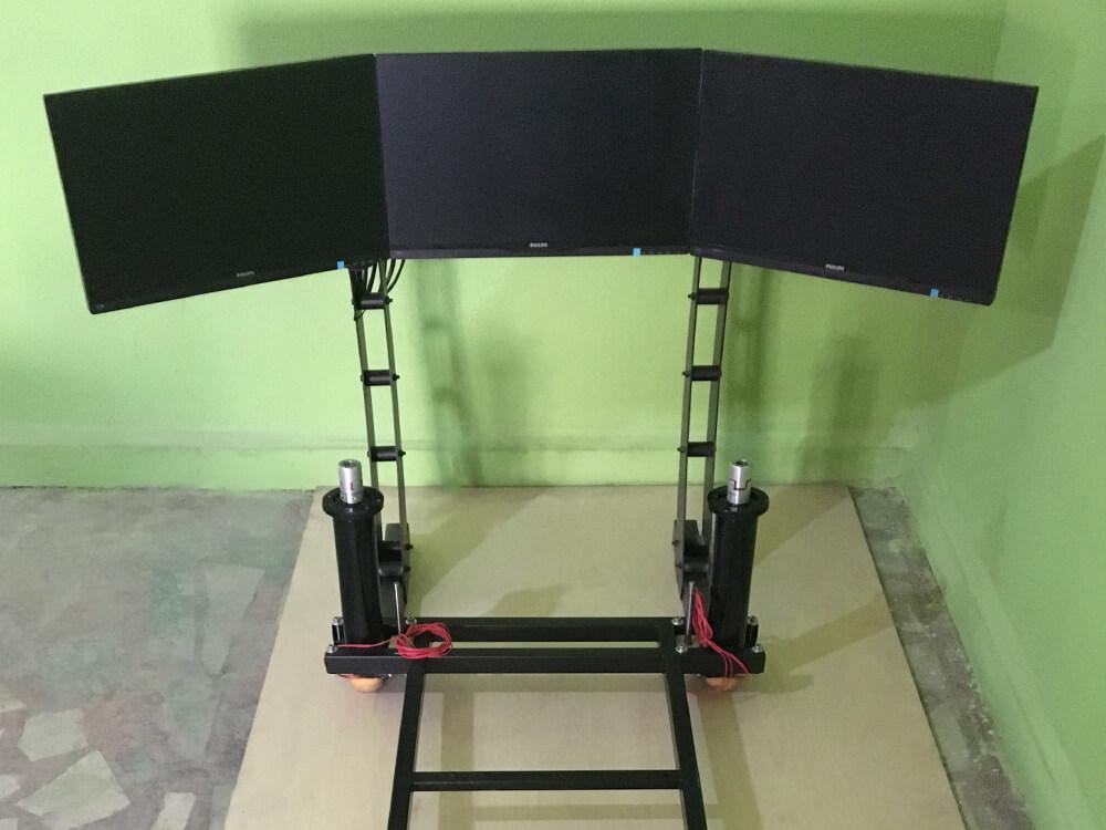 2 Dof Motion Platform
