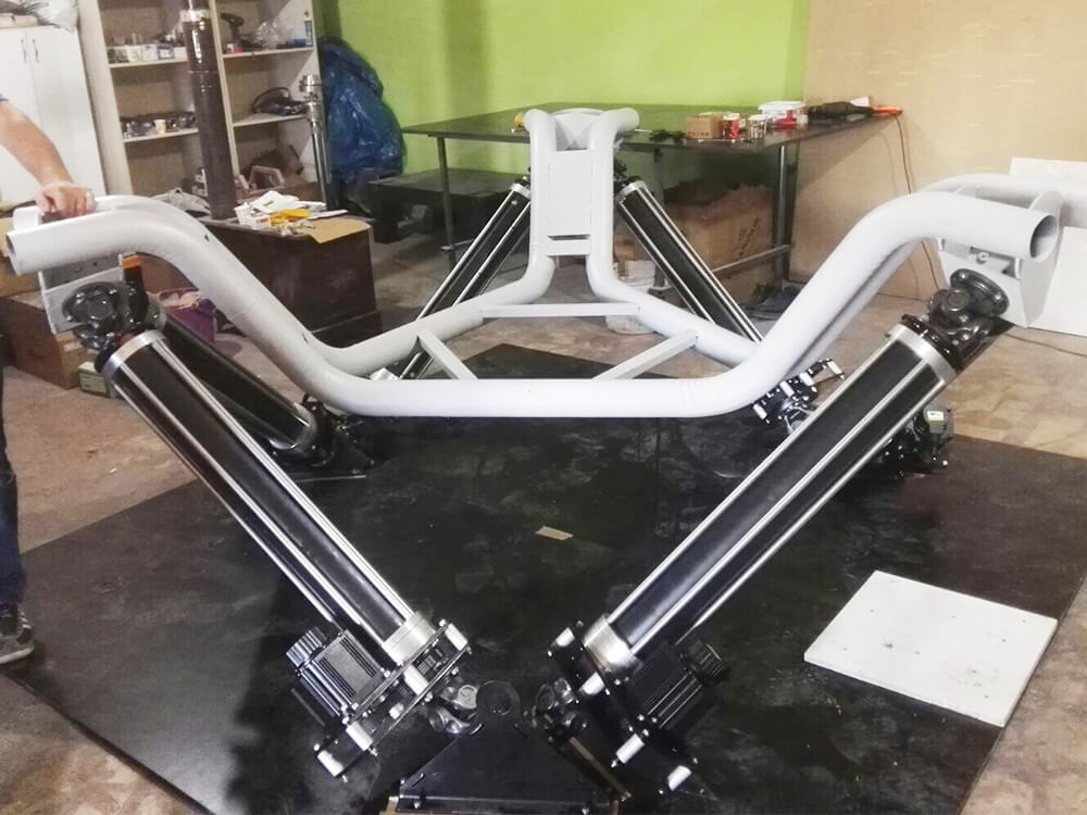 6 DOF Motion Platform