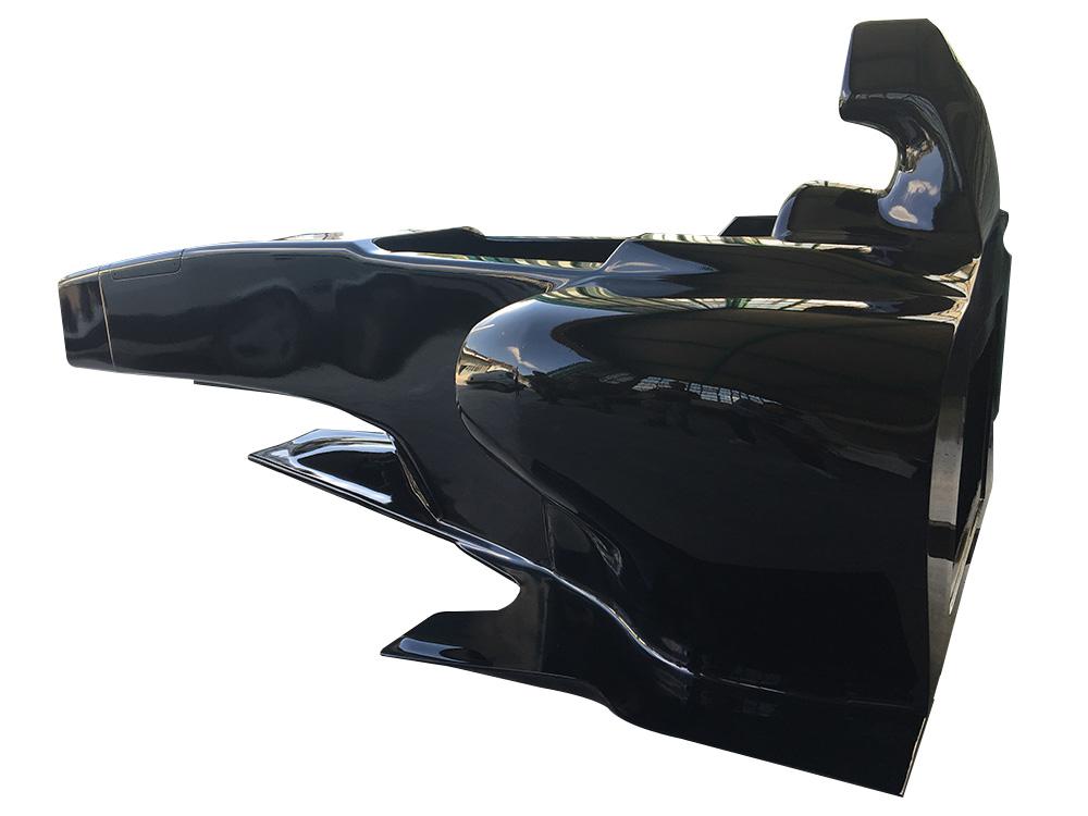 F1 Kokpit Statik Simülatör ( Yarım Boy )