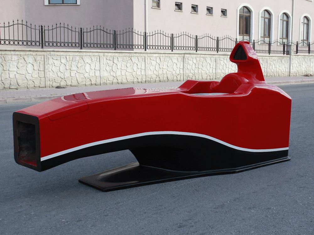 F1 Kokpit