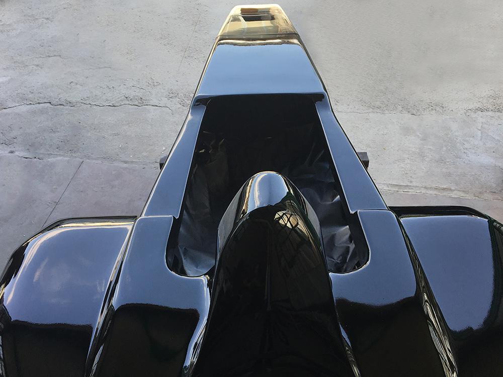 F1 Kokpit ( Yarım Boy )