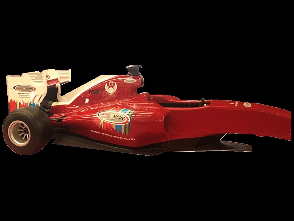 3/4 Size F1 Static Simulator