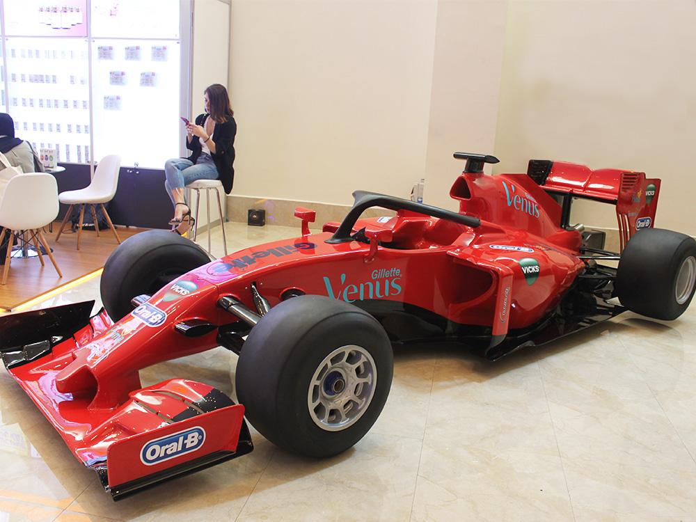 F1 Show Car