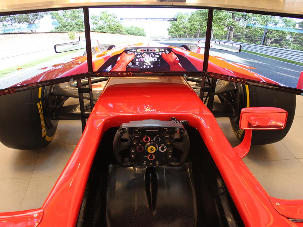 F1 Motion Simulator