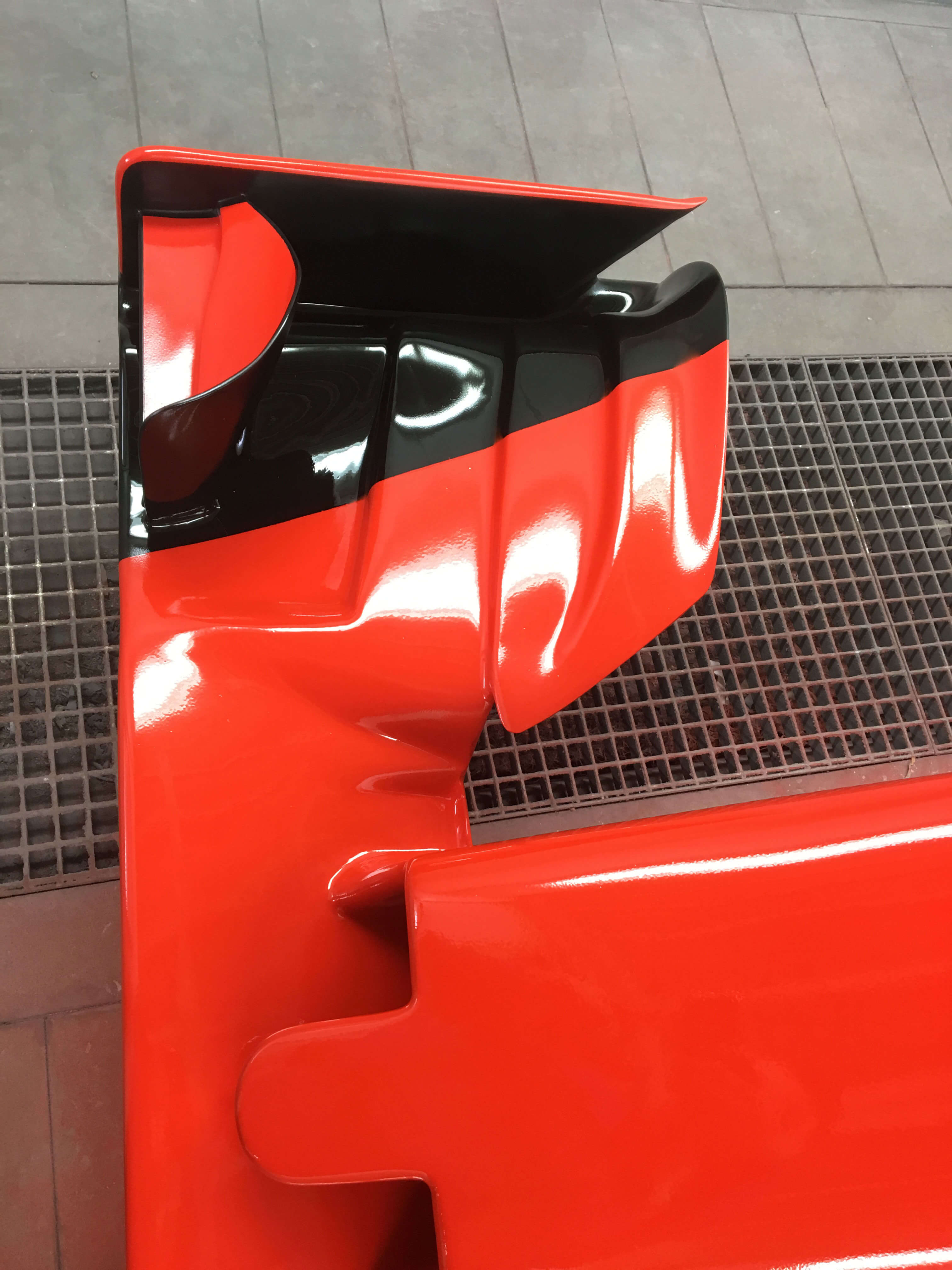 F1 Front Nose